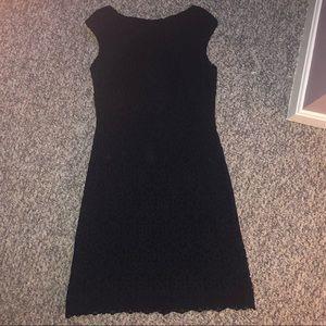 Ralph Lauren Navy lace dress